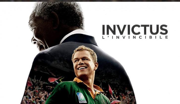 Locandina del film Invictus