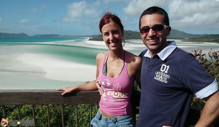 Whitheaven beach - Queensland