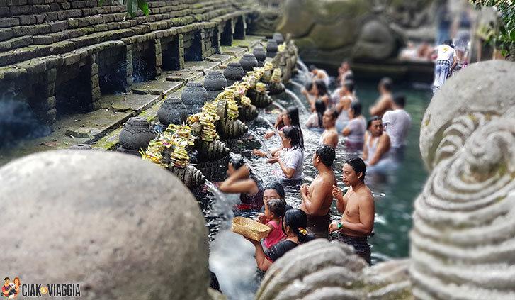 Il Tempio di Tirta Empul e le sue fonti sacre