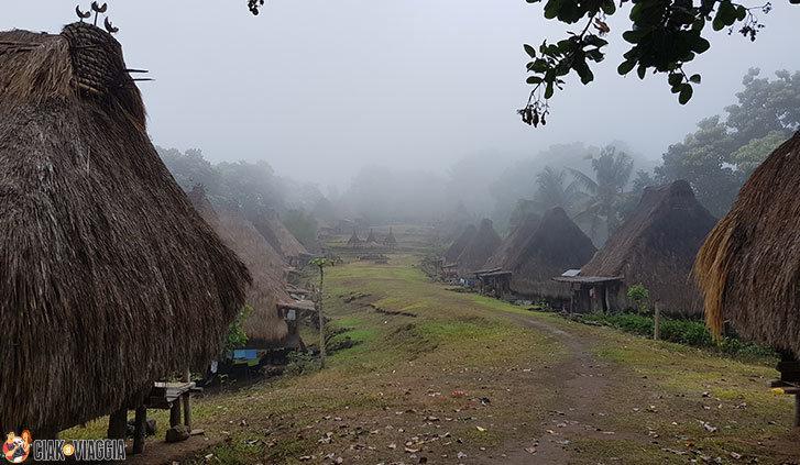 Flores-Bajawa-Belaraghi Village