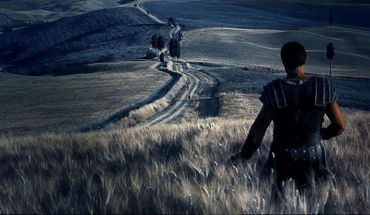 Viaggio nel Set del film Il Gladiatore