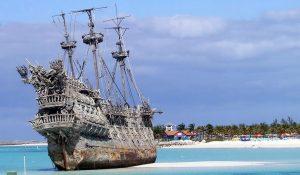 Olandese Volante a White Cay Exuma-Bahamas