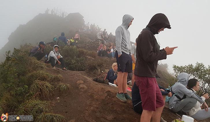 Vetta del Mont Batur - Bali