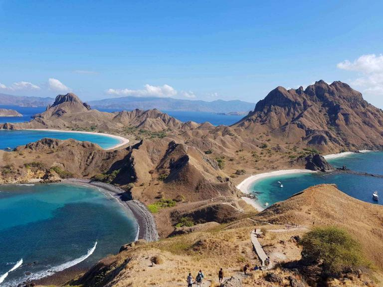 Komodo National Park - Padar