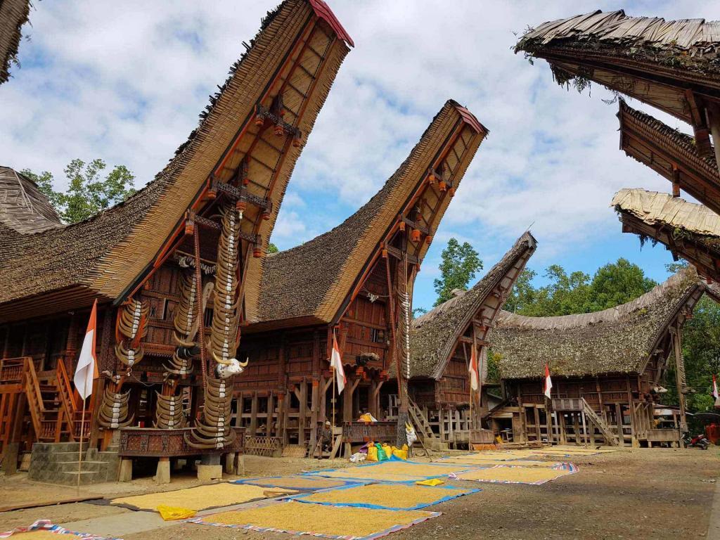 Tanah Toraja Sulawesi