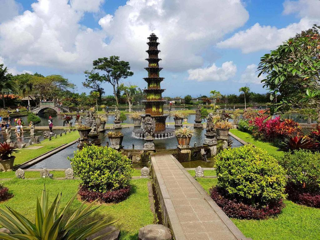 Bali Tirta Gangga