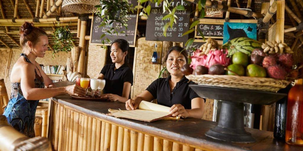 indonesia gili resort