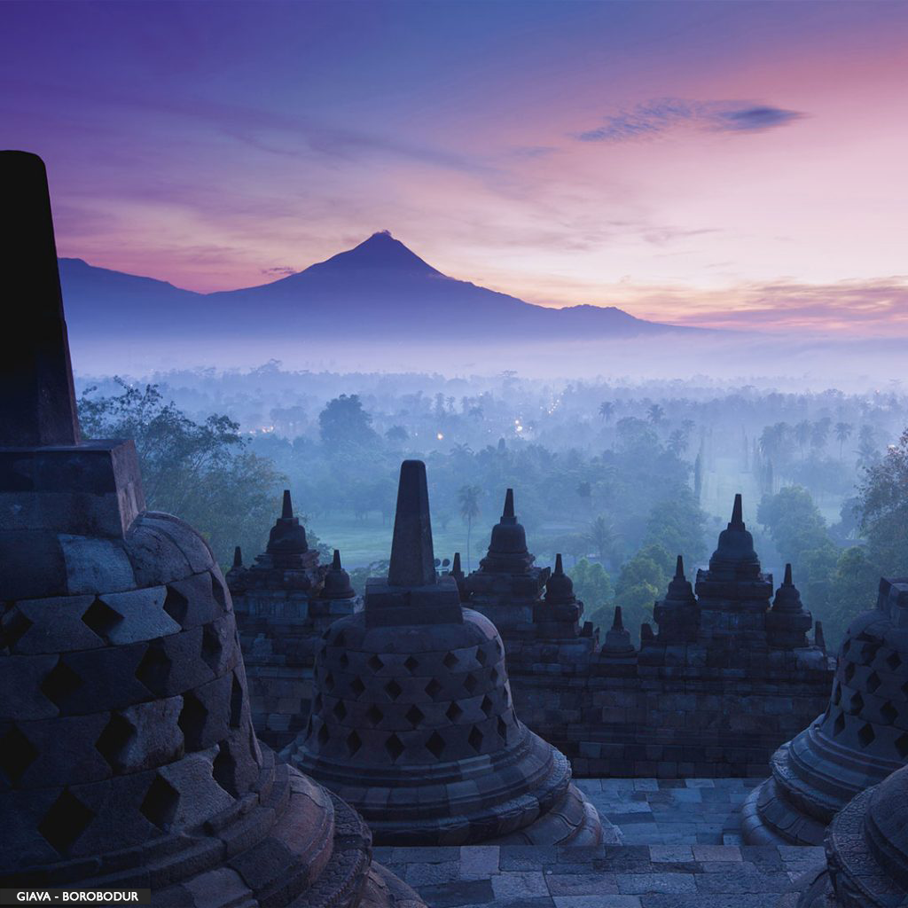 Borobodur - Tour Giava&Bali