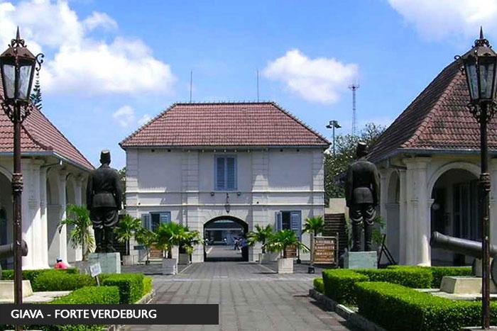 forte-vredeburg - Tour Giava&Bali