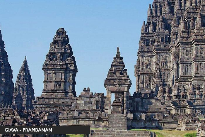 prambanan - Tour Giava&Bali
