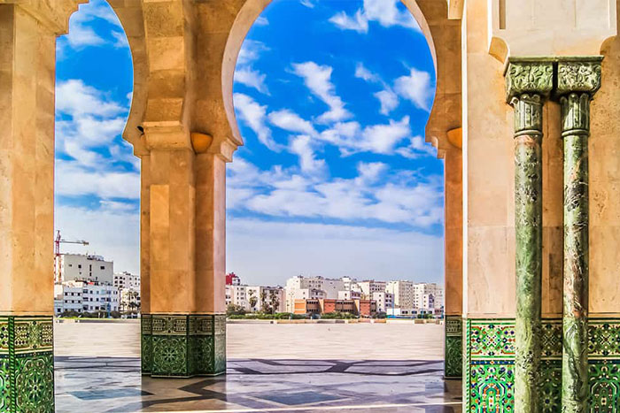 Casablanca - Marocco Tour Locations Il Gladiatore