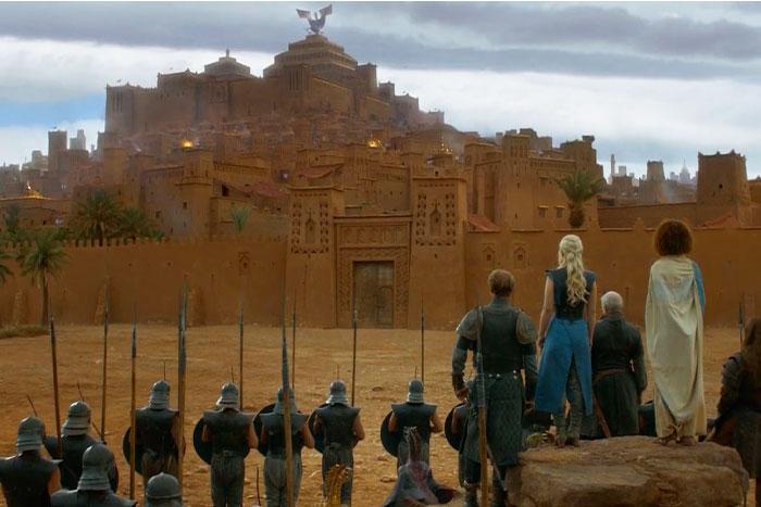 Marocco Locations Trono di Spade