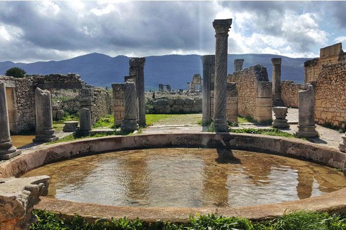 Volubilis Marocco - Tour locations Il Gladiatore