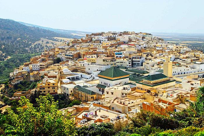 Meknes Marocco - Tour locations Il Gladiatore