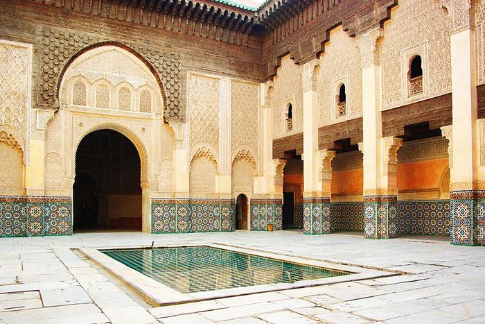 Marocco - Marrakech - Tour locations Il Gladiatore