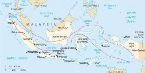 indonesia sub equatoriale quando andare