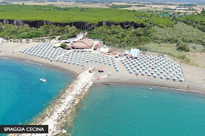 Spiaggia Cecina